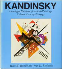 Kandinsky: Catalogue Raisonné of the Oil-Paintings Volume Two 1916-1944