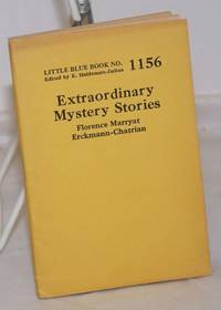 image of Extraordinary Mystery Stories