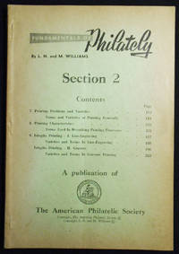 image of Fundamentals of Philately: Section 2