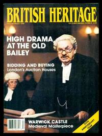 image of BRITISH HERITAGE - Volume 10, number 2 - February March 1989
