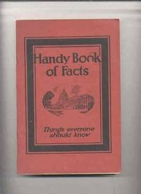 HANDY BOOK OF FACTS