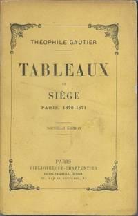 Tableaux de siège Paris, 1870-1871
