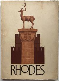 Rhodes - Guide-Book for Tourists (1928)