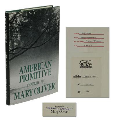 Boston and Toronto: Atlantic- Little, Brown & Company, 1983. First Edition. Near Fine/Near Fine. Fir...