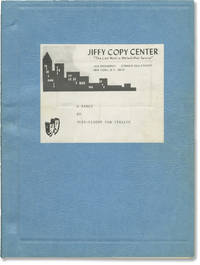 image of Mystery Play (Original script for the 1973 play)