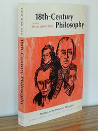image of 18th-Century Philosophy.  Readings in the History of Philosophy