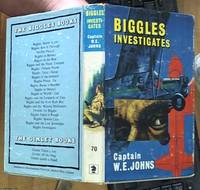 image of Biggles investigates and other stories of the Air Police