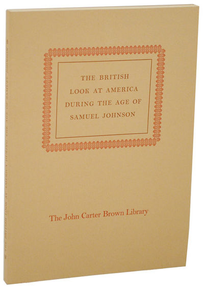 Providence, RI: Brown University, 1971. First edition. Softcover. Illustrated catalog of the 118 ite...