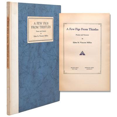 New York: Frank Shay; Steward Kidd: Cincinnati, 1922. Limited Edition, #42 only 250 copies. 39, pp. ...