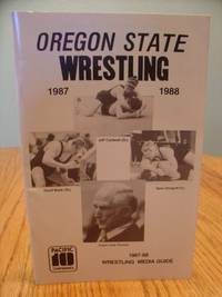 image of Oregon State Wrestling 1987-1988 (Wrestling Press Guide)