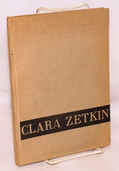 Moskau-Leningrad: Verlagsgenossenschaft auslandischer Arbeiter in der UdSSR, 1934. Hardcover. 132p.,...