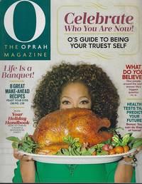 O THE OPRAH MAGAZINE NOVEMBER 2015