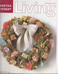 Martha Stewart Living Magazine December 2002
