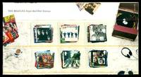 image of THE BEATLES - Royal Mail Mint Stamps
