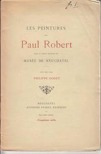 image of Les Peintures de Paul Robert Dans Le Grand Escalier Du Musee De Neuchatel