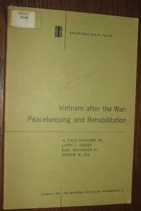 image of Vietnam After the War: Peacekeeping and Rehabilitation