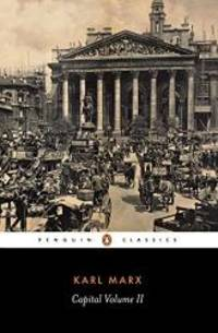 image of Capital : A Critique of Political Economy (Penguin Classics) (Volume 2)