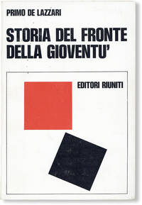 image of Storia del Fronte della Gioventú nella Resistenza