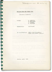 image of Chelovek s Drugoy Storony [The Man From the Other Side] (Original treatment script for the 1972 film)
