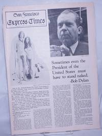 image of San Francisco Express Times, vol.1, #43, November 13, 1968;