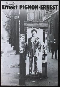 Ernest Pignon-Ernest, du 20 mars au 22 avril [1979], ARC, Musée d'art moderne de la ville de Paris, du 23 novembre 79 au 3 février 80, Maison de la Culture de Grenoble