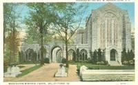 Washington Memorial Chapel, Valley Forge, Pa – 1920s unused Postcard