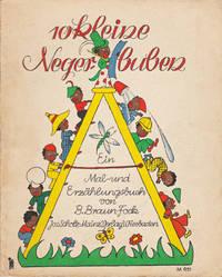 10 (zehn) kleine Negerbuben. Ein Mal- und Erzählungsbuch