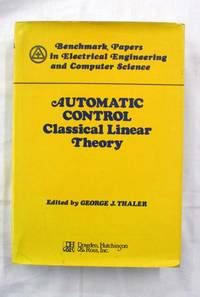 image of Automatic Control Classical Linear Theory