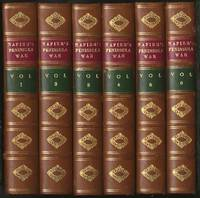 History of the War in the Peninsula and in the South of France, From the Year 1807 to the Year 1814. New Edition, Revised by the Author, With Fifty-Five Maps and Plans. (1876)(6 volumes)