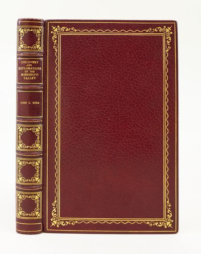 Clinton Hall, New York: Redfield, 1852. FIRST EDITION. 233 x 150 mm. (9 1/8 x 5 7/8