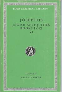 Josephus VI__Jewish Antiquities Books IX-XI