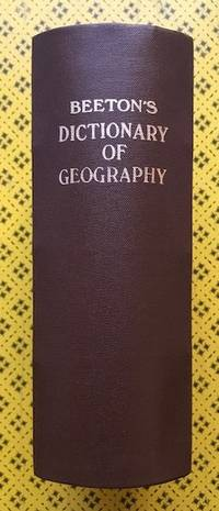 Dictionary of Geography. A universal gazetteer comprising twelve thousand distinct articles.