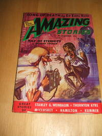 image of Amazing Stories for November 1938