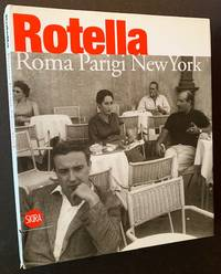 Mimmo Rotella: Roma Parigi New York