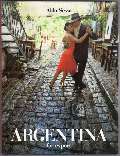 Buenos Aires: Ediciones Cosmogonías, 1991. First edition. Black cloth with gilt titles. A fine copy...