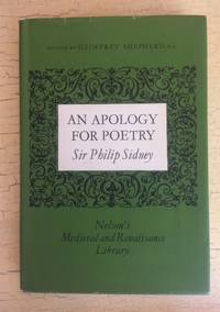image of An Apology for Poetry