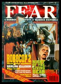 FEAR - Fantasy, Horror and Science Fiction - Issue 21 - September 1990