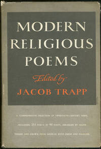 MODERN RELIGIOUS POEMS A Contemporary Anthology