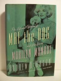 MAF THE DOG AND OF HIS FRIEND MARILYN MONROE