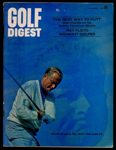 Norwalk, Connecticut: Golf Digest, Inc, 1969. Softcover. Near Fine. First edition. Near fine with li...