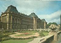 Belgium – Bruxelles, Palais Royal, Brussels, Royal Palace, unused Postcard