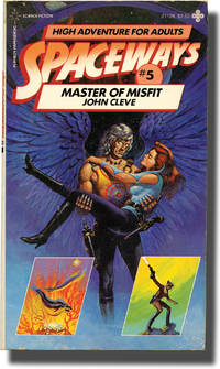image of Spaceways: Volume 5 - Master of Misfit (First Edition)