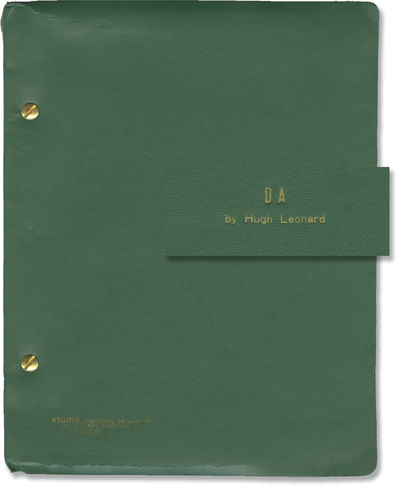 N.p.: N.p., 1978. Draft script for the 1978 play, which premiered on May 1 at the Morosco Theatre in...