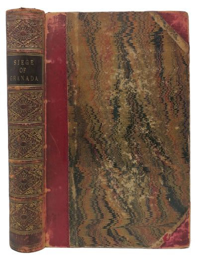 London: Longman, Orme, Brown, Green, and Longmans, 1838. Later Printing. Half calf, marbled boards, ...