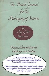 ESP and The Theory of Resonance. An original article from the British Philosophy of Science...