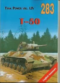 T-50 SOVIET LIGHT INFANTRY TANK (T-50. MILITARIA 283)