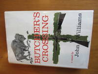 Butcher's Crossing (First Edition In Dj, Not Ex-Library)