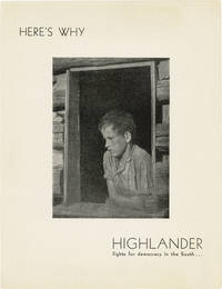 Here's Why Highlander Fights for Democracy in the South by [LABOR] [HIGHLANDER FOLK SCHOOL] - Paperback - [1944] - from Lorne Bair Rare Books and Biblio.com