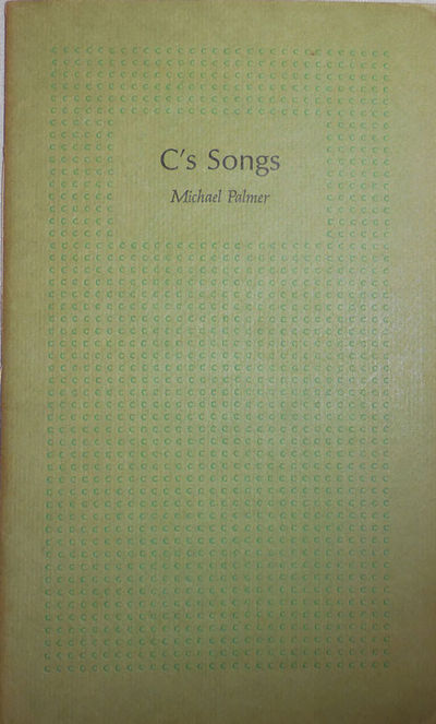 No Place: Sand Dollar, 1973. First Edition. Paperback. Near Fine. First edition of this early poetry...