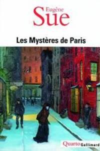 image of Les Mysteres De Paris